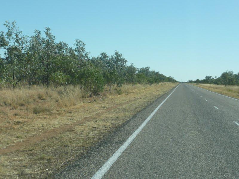 Karumba Landscape Tourist Attraction Road Condition