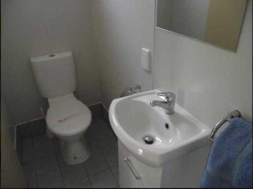Toilet Clean Karumba Point Sunset Caravan Park