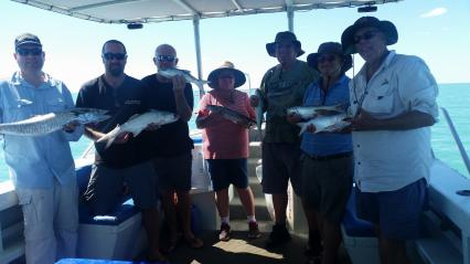 Kerry D Fishing Charter Tour Booking By Karumba Point Sunset Caravan Park