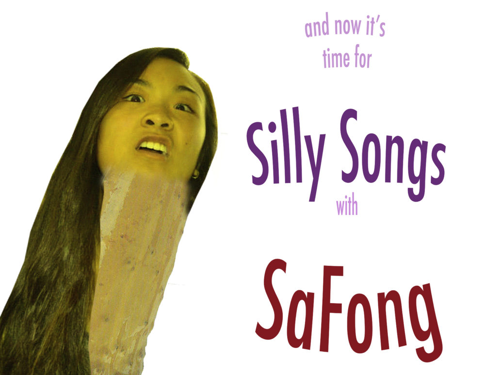 Silly Songs With SaFong: My First Time in the Studio + Upcoming Cover