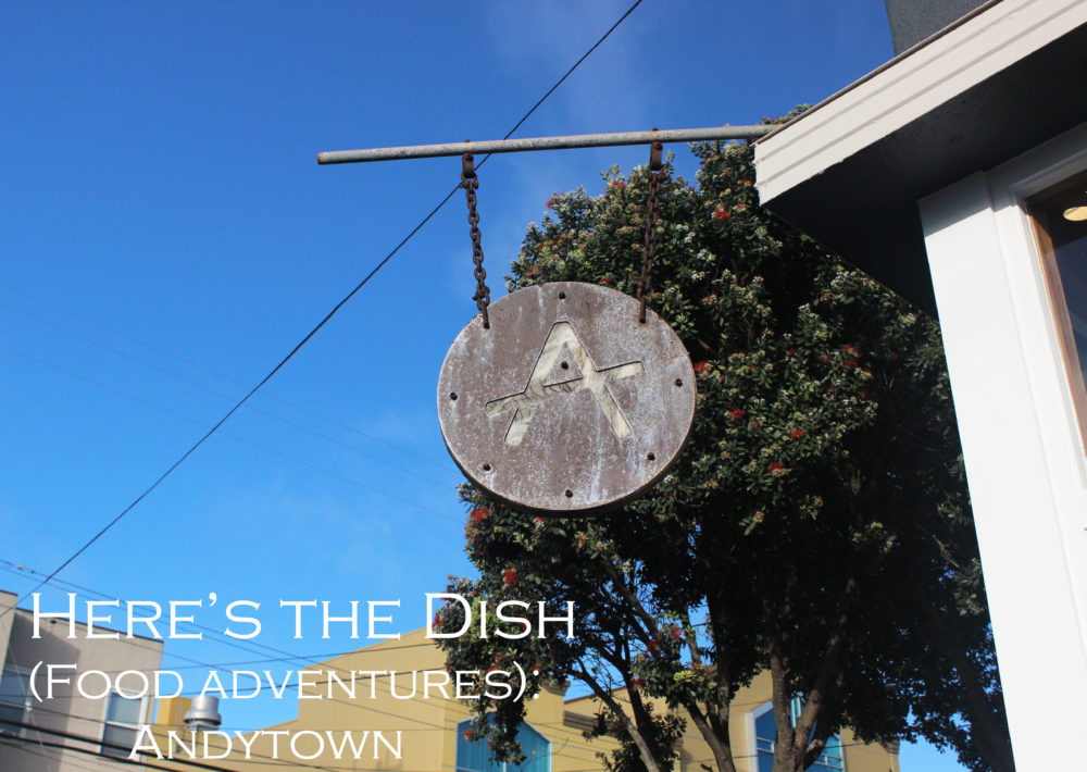 Here's the Dish: Andytown