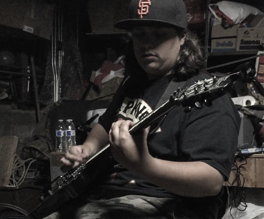 Oliver - Vocals/Bass/Drums/Guitar