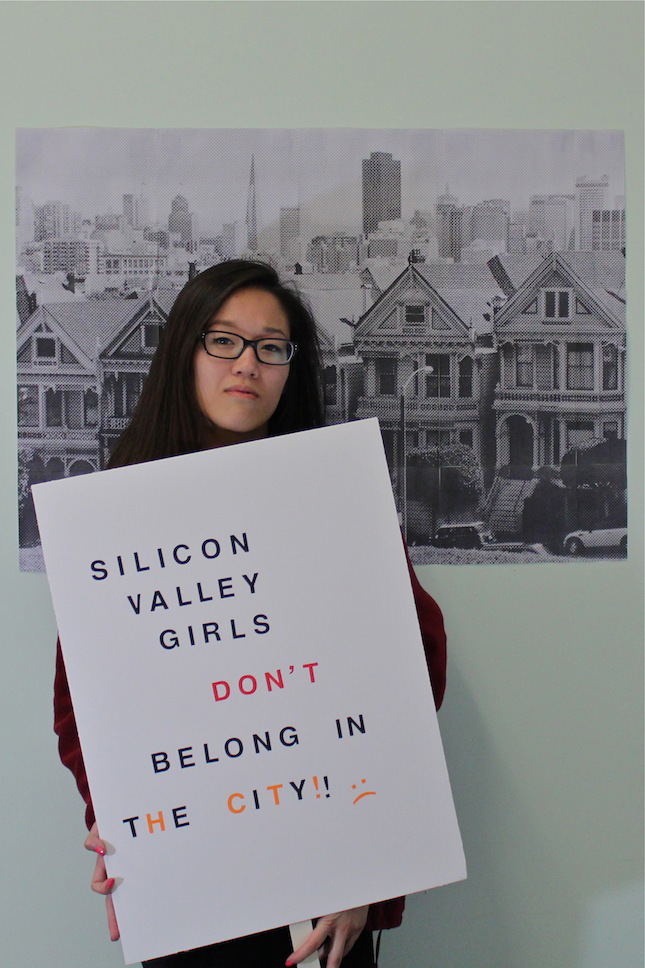 SF Picket Signs