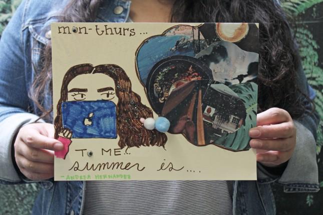 Andrea's Collage