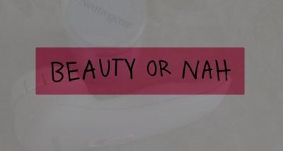 Beauty or Nah: Neutrogena Microdermabrasion System
