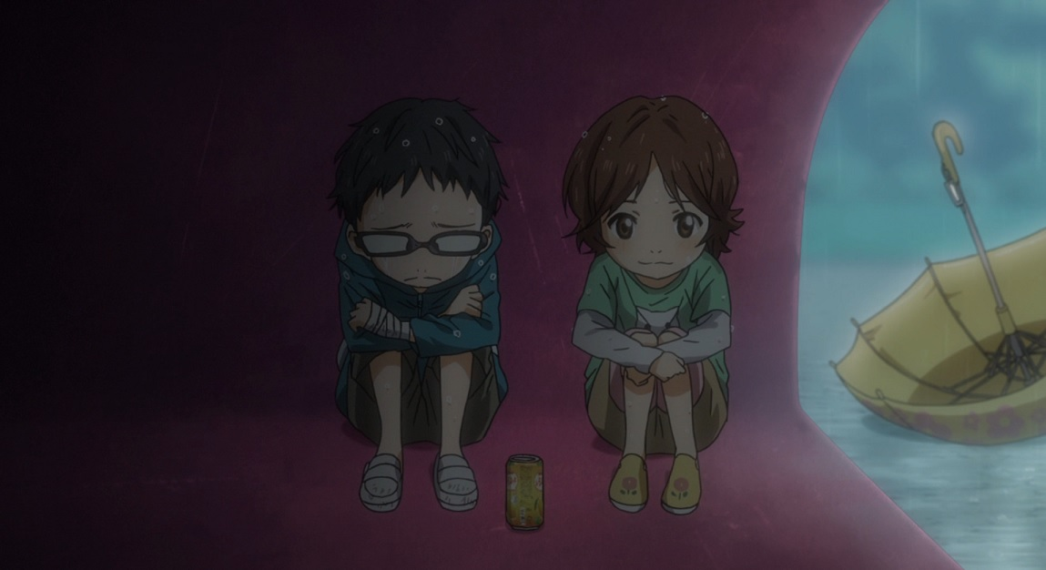 Tsubaki x Kousei (Little)