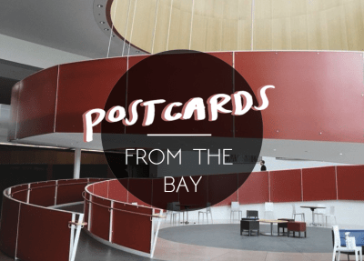 Postcards from the Bay: The Ed Roberts Campus