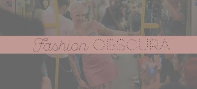 Fashion Obscura: Anatomy of the Modern Day Fashion Show, Part 3