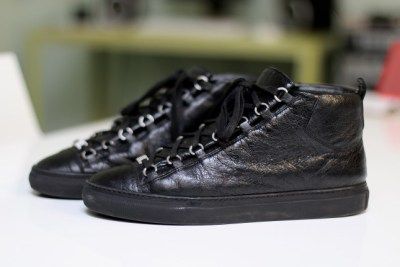 "The Sole Account: : Balenciaga Arena ""Noir"""