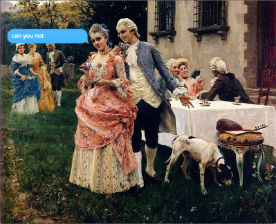 The Significance of Unimportance: P.A.I.N.T.I.N.G.: Terrible Parties in Art History