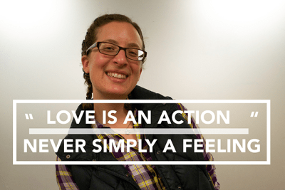 Stories of Resistance: Love is an Action