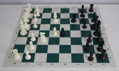 Four Famous Chess Openings: The Italian Game