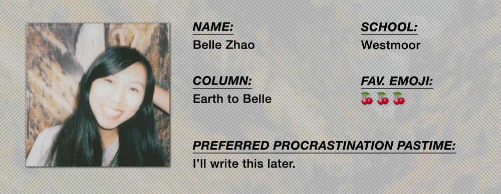 Belle Zhao - Earth to Belle