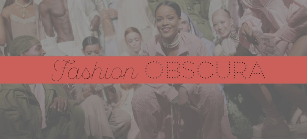 Fashion Obscura: A Designer for the 21st Century