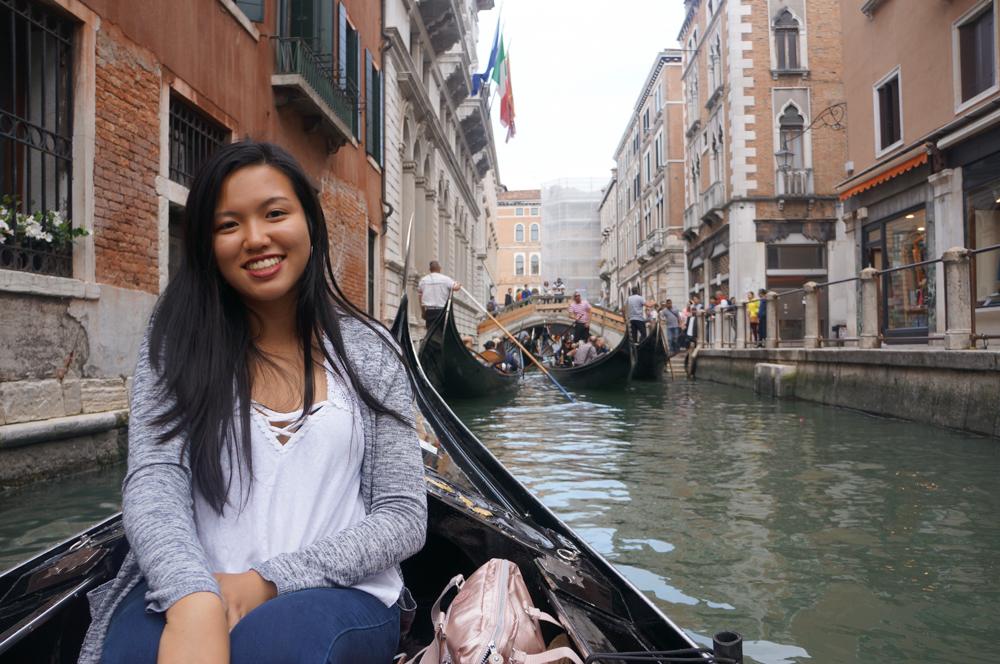 Wandering on Cloud Nine: Buongiorno from Italia