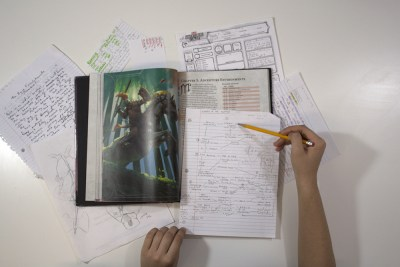 Dungeons & Doodles: Tips on Being a Dungeon Master