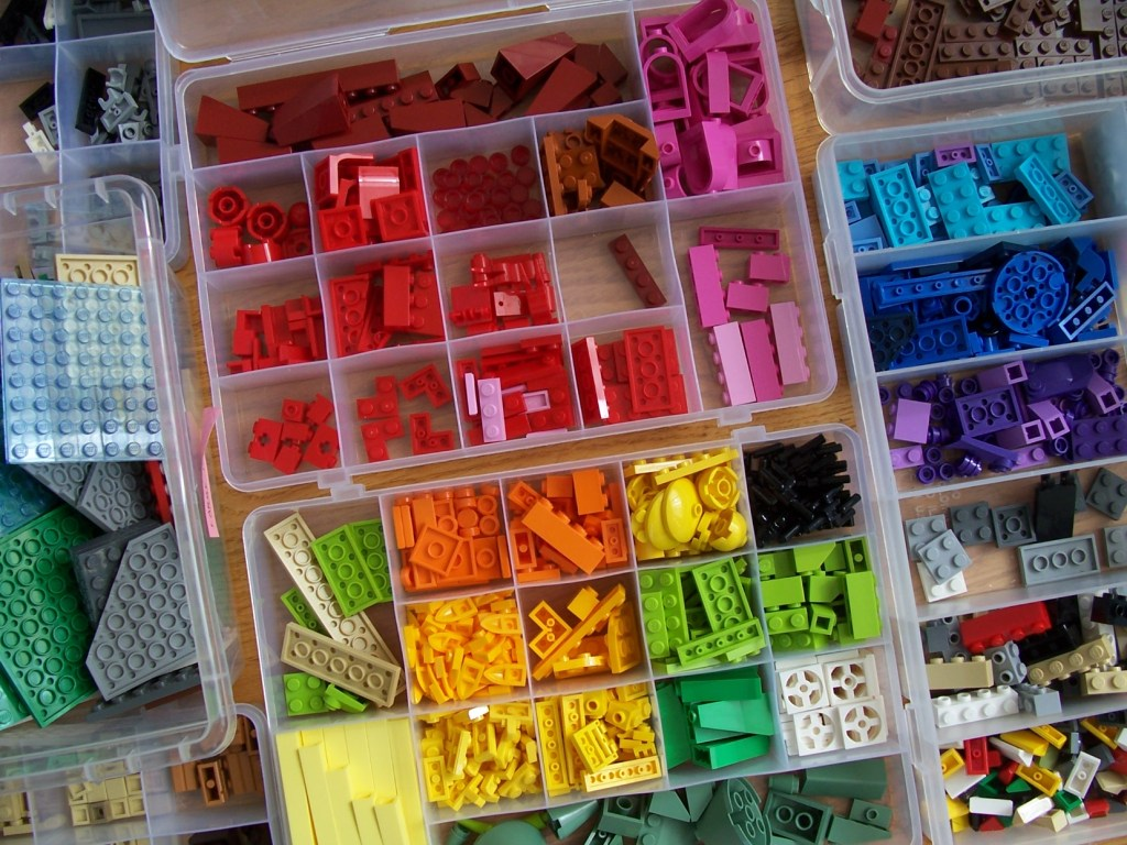The Builder's Block: Projects and Tablescraps