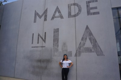 Wandering on Cloud Nine: Sunny Day in LA