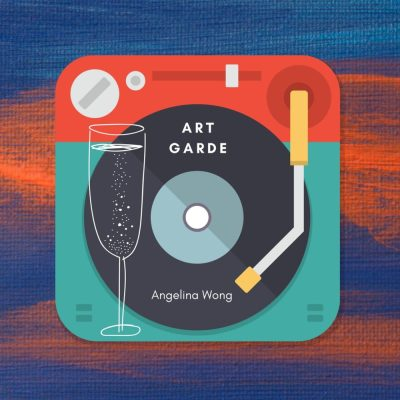 The Wave: Listen to Angelina's New Podcast, Art Garde!