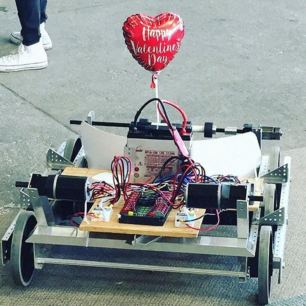 The Art of Robotics: A Timeline of Robotics Events and Fundraisers