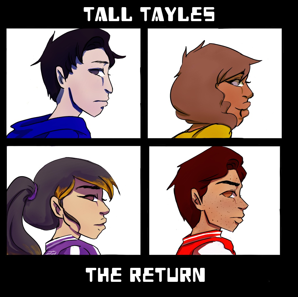 Tall Tayles: Starting Again
