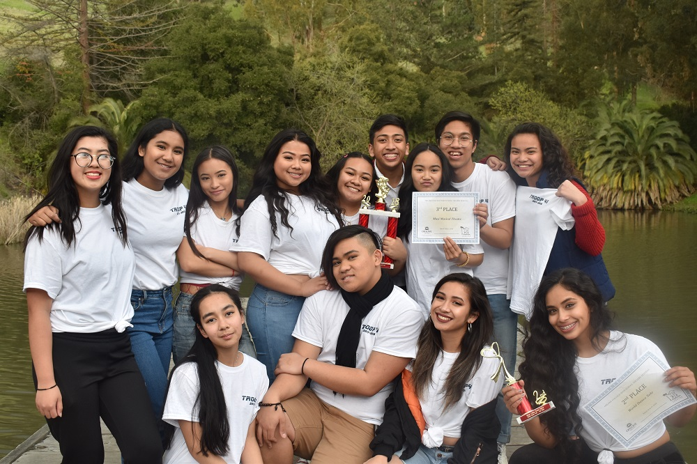 The Sunset Lifeline: – Busy Buddies – [Experience Ohlone!]