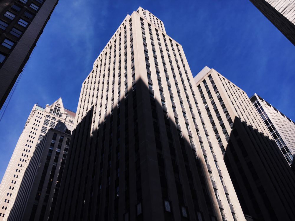 Hidden in the Shadows: Towering Chicago