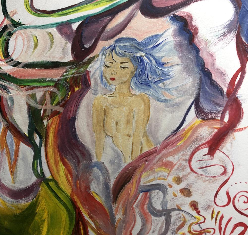 Artistic Perception: Inhibitions