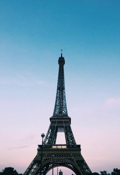 Postcards From: Paris, France