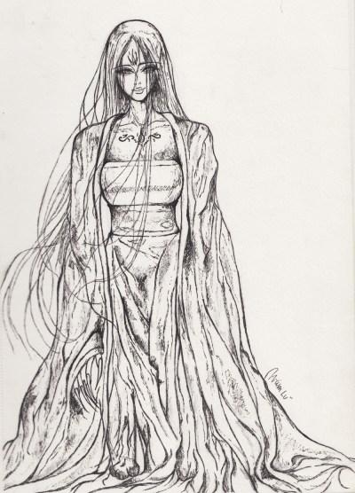Scribbly: Demon Mistress
