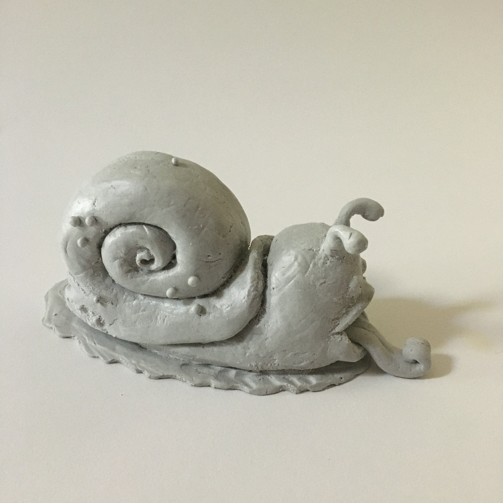 Clay of the Dead: Susan the Time Snail