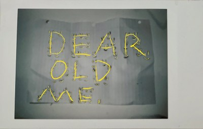 Right Now: Dear Old Me