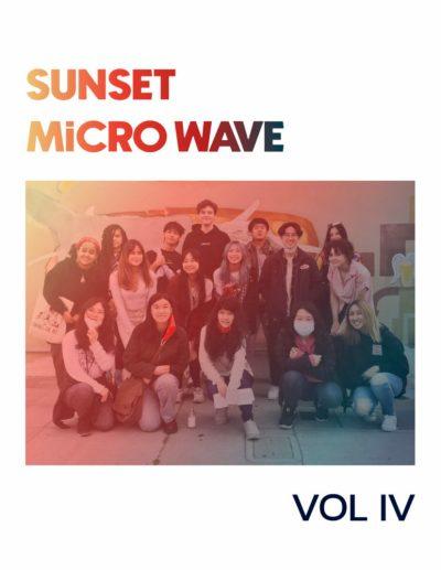 Sunset Micro Wave – Volume Four!