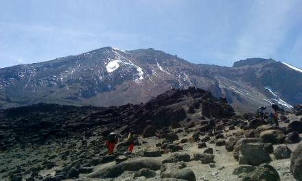 8 Day Kilimanjaro Climb Lemosho Route