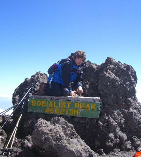 Mount Meru Climb 4 day