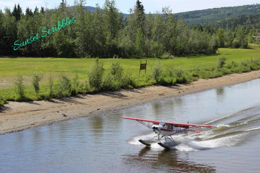 Riverboat Discovery - Fairbanks, Alaska - Seaplane