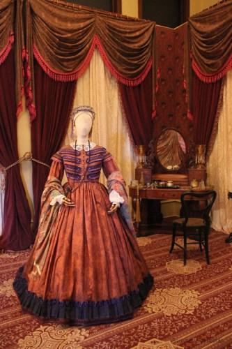 Lincoln - Movie sets, costumes, props - Springfield, IL