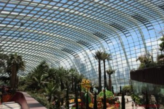 Singapore - Flower Dome