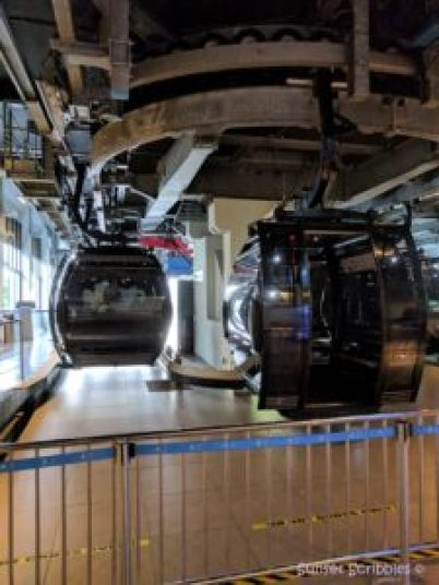 Singapore - Sentosa Cable Cars