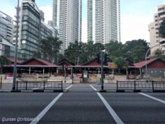 Singapore trip - hawker centre