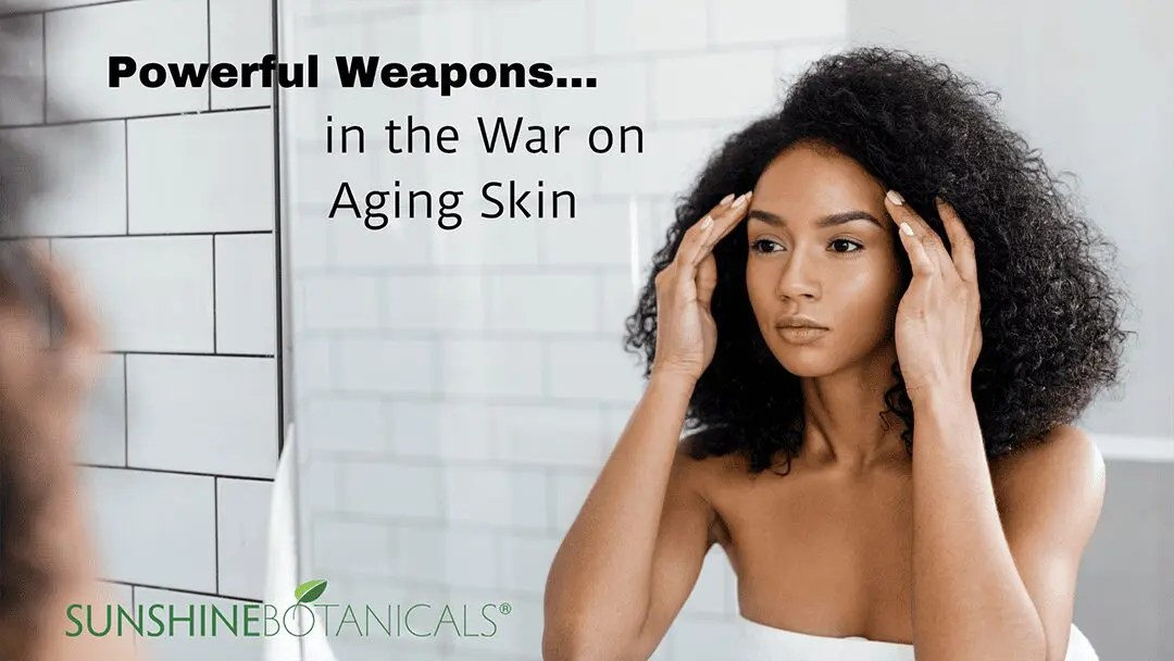 Peptides: Powerful Weapons in the War on Aging Skin