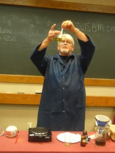 """Dr. Fritchey is an experienced herbalist, author and creator of """"The Herbal Medicine Makers Boots Camp"""" – an annual experiential educational event for botanical and herbal enthusiasts."""