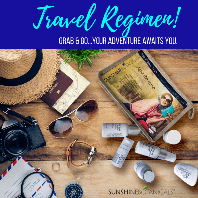 Travel Skin Rescue