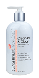 Cleanse and Clear 8 oz pro