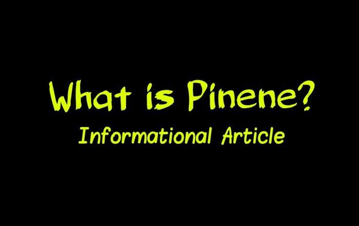 Pinene