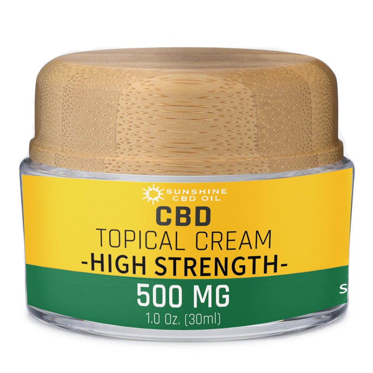 CBD Topical Cream