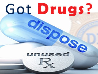 Drug Take Back Day – April 28th