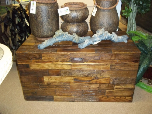 Reclaimed Wood Furniture Vero Beachs Sunshine Furniture