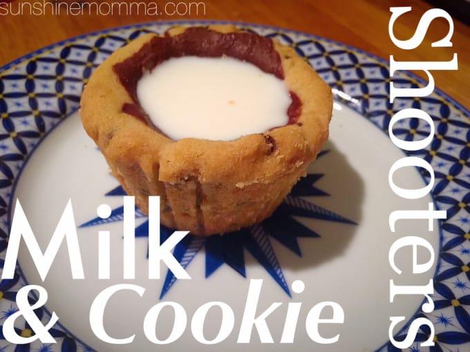 Milk & Cookie Shooters