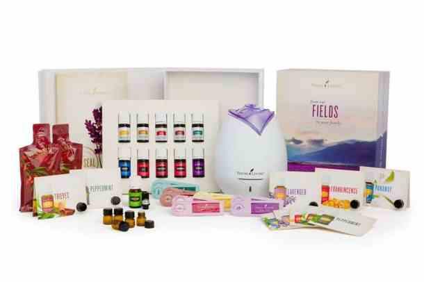 Premium Starter Kit with Home Diffuser